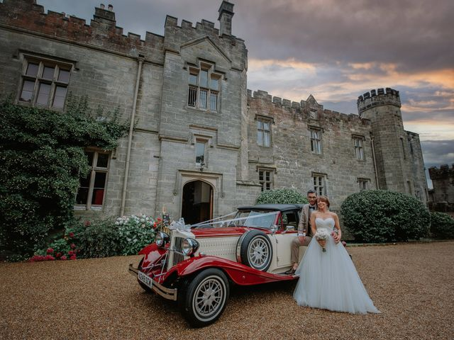 Timea and Bijan's Wedding in Wadhurst, East Sussex 40