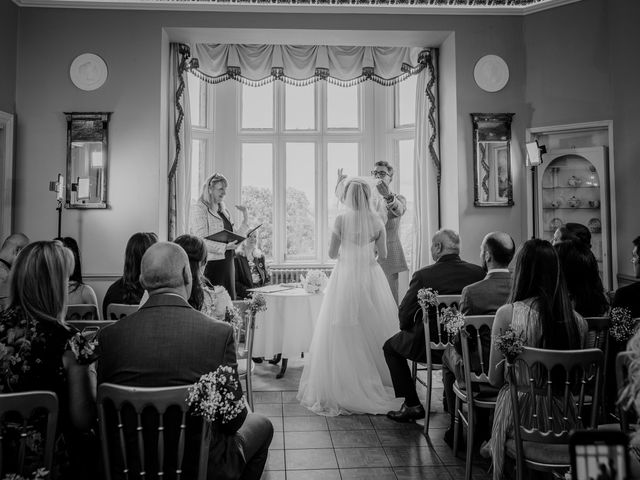 Timea and Bijan's Wedding in Wadhurst, East Sussex 42