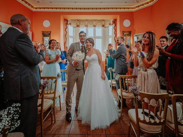 Timea and Bijan's Wedding in Wadhurst, East Sussex 44