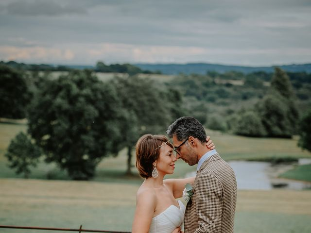 Timea and Bijan's Wedding in Wadhurst, East Sussex 45