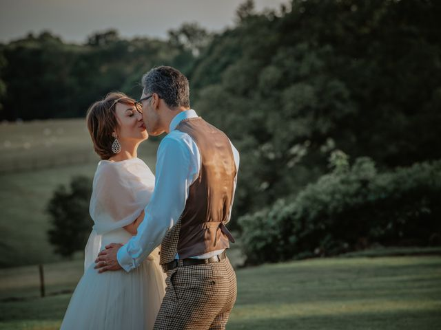 Timea and Bijan's Wedding in Wadhurst, East Sussex 50