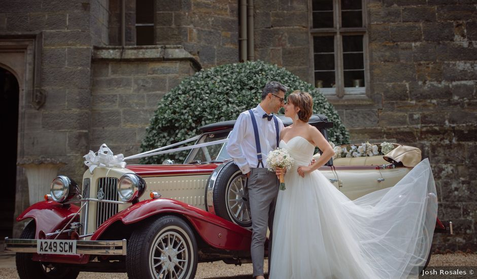 Timea and Bijan's Wedding in Wadhurst, East Sussex