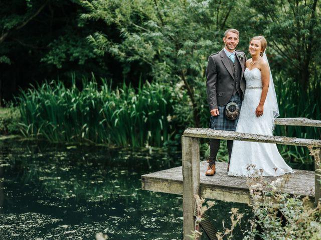 Jenna & Roy's wedding