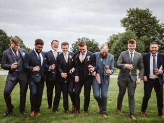 Sophie & Tom's wedding 3