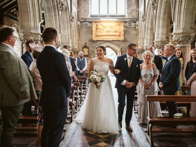 Tom and Sophie's Wedding in Harrogate, North Yorkshire 3