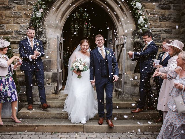 Tom and Sophie's Wedding in Harrogate, North Yorkshire 1