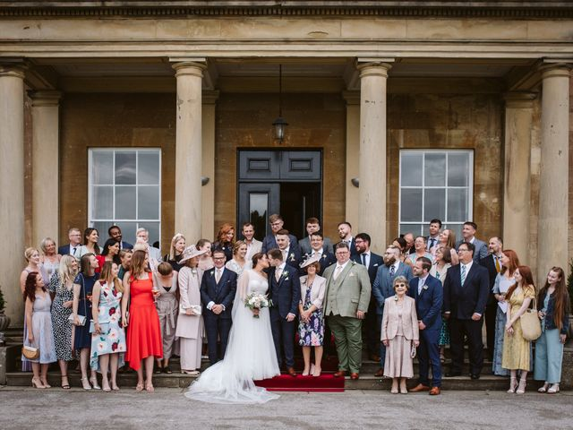 Tom and Sophie's Wedding in Harrogate, North Yorkshire 4