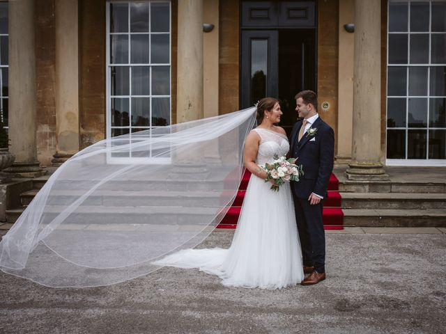 Tom and Sophie's Wedding in Harrogate, North Yorkshire 5