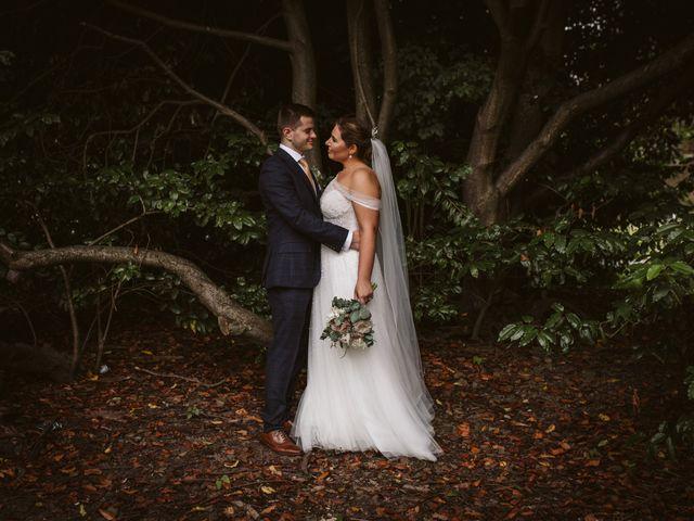 Sophie & Tom's wedding