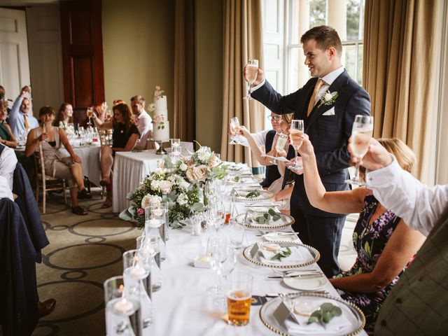 Tom and Sophie's Wedding in Harrogate, North Yorkshire 8