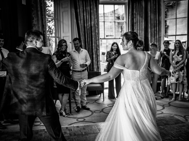 Tom and Sophie's Wedding in Harrogate, North Yorkshire 12
