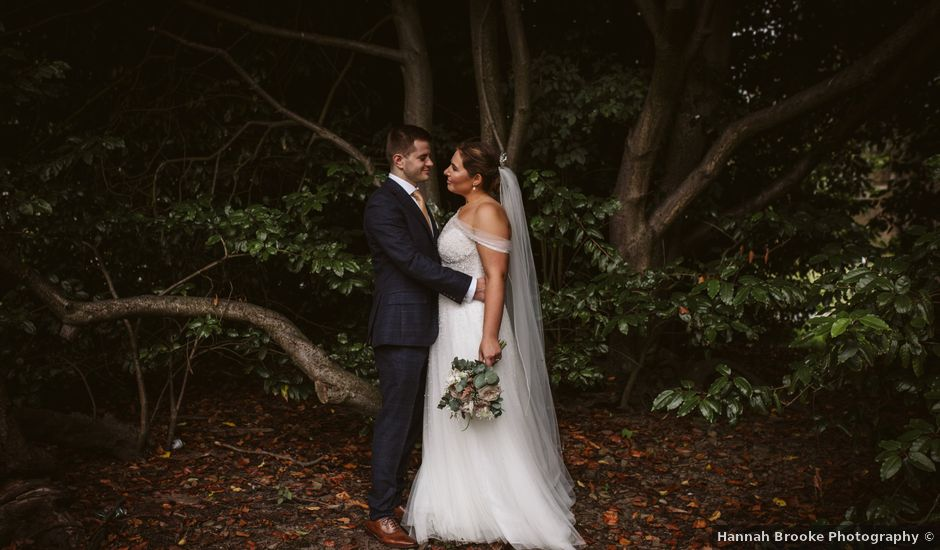 Tom and Sophie's Wedding in Harrogate, North Yorkshire
