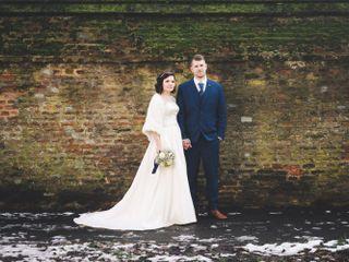 Christina & Alex's wedding