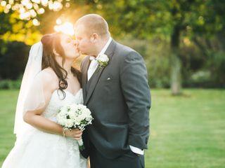 Jess & Niall's wedding