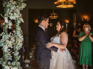 Sarah & Ben's wedding 2