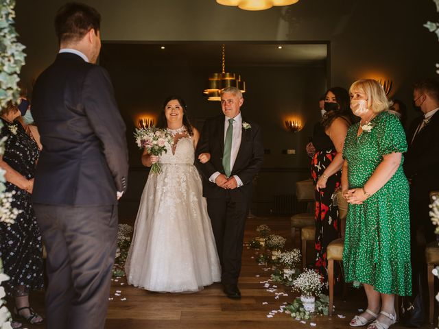 Ben and Sarah's Wedding in Harrogate, North Yorkshire 3