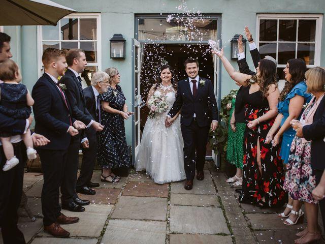 Ben and Sarah's Wedding in Harrogate, North Yorkshire 7