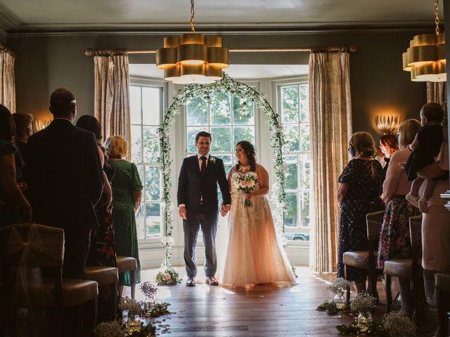 Ben and Sarah's Wedding in Harrogate, North Yorkshire 8