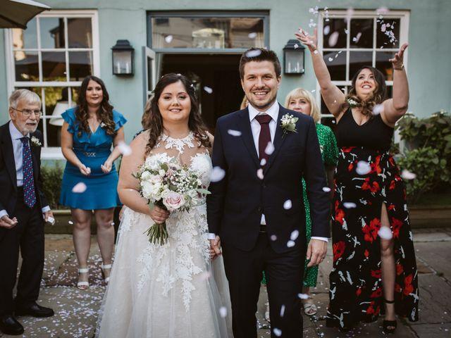 Ben and Sarah's Wedding in Harrogate, North Yorkshire 1