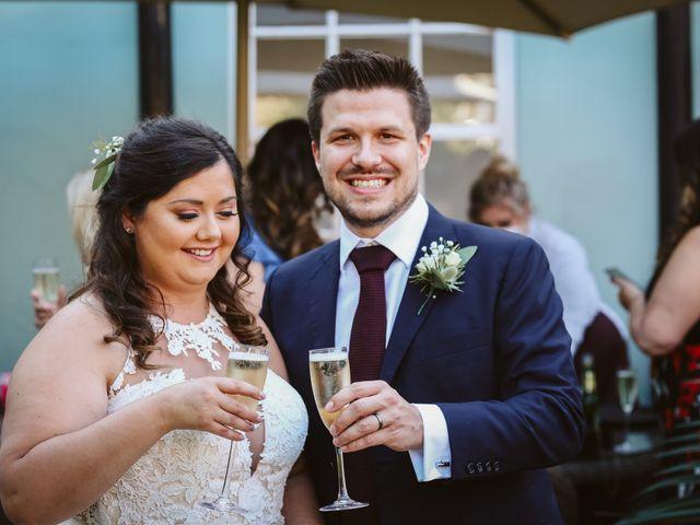 Ben and Sarah's Wedding in Harrogate, North Yorkshire 11