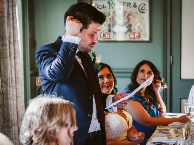 Ben and Sarah's Wedding in Harrogate, North Yorkshire 12
