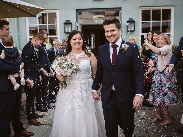 Ben and Sarah's Wedding in Harrogate, North Yorkshire 15