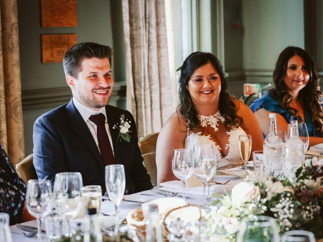 Ben and Sarah's Wedding in Harrogate, North Yorkshire 17