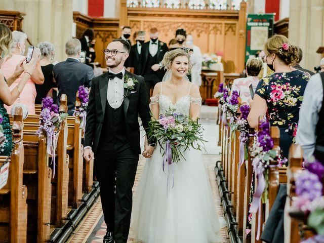 Neysha & Paul's wedding