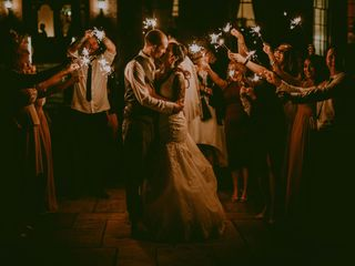 Arthur & Rebecca's wedding