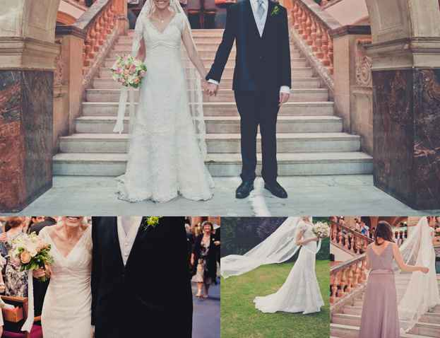 Gorgeous Fine Lace Wedding Dress Size 10 For Sale. Cymbeline Cadiz. - 1