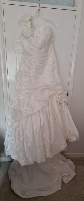 Brand New bhs Julietta Wedding Dress For Sale 1