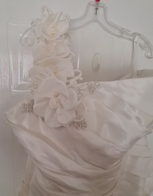 Brand New bhs Julietta Wedding Dress For Sale 2