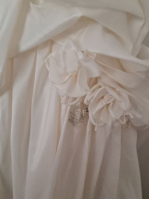 Brand New bhs Julietta Wedding Dress For Sale 3
