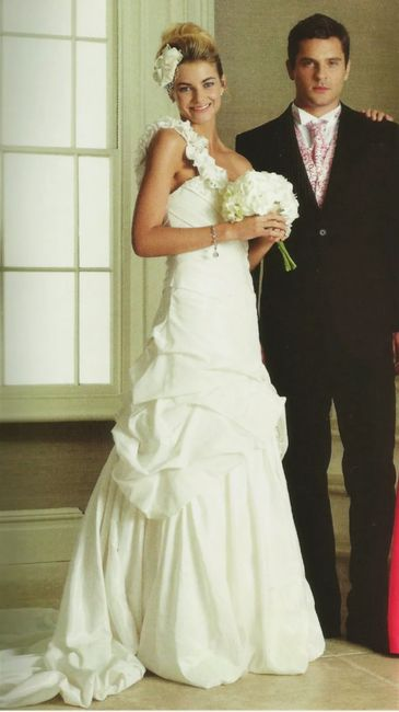 Brand New bhs Julietta Wedding Dress For Sale 5