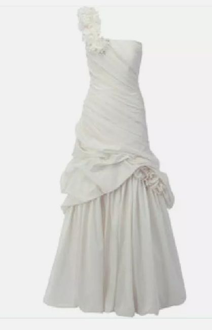 Brand New bhs Julietta Wedding Dress For Sale 6