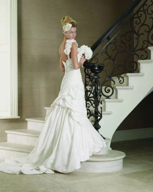 Brand New bhs Julietta Wedding Dress For Sale 7