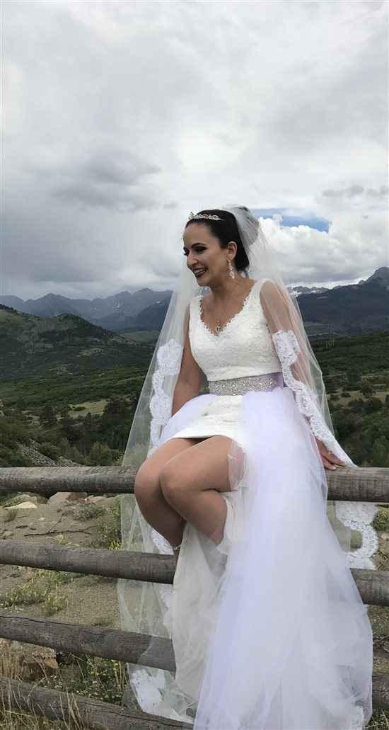 Post wedding banter