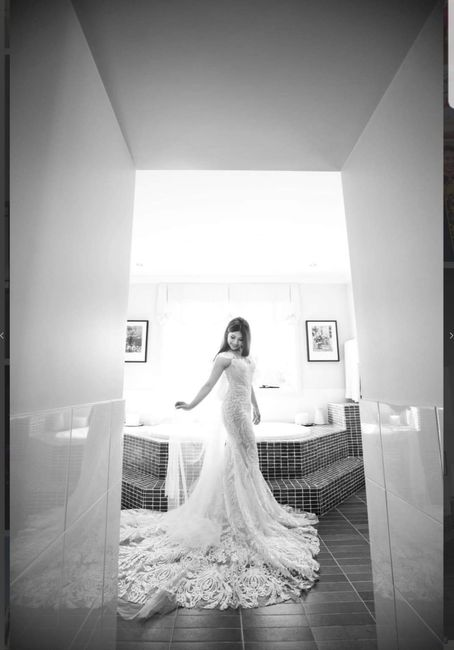 i ordered a wedding dress 1