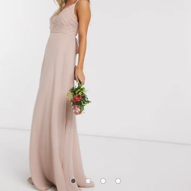 Differcult bridemaid .... Help!! 1