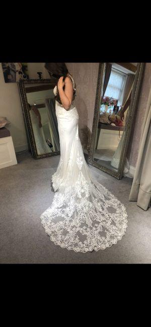Honest wedding dress opinions 2
