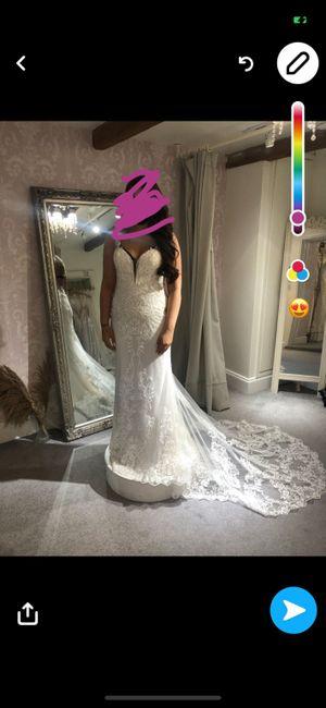Honest wedding dress opinions 5