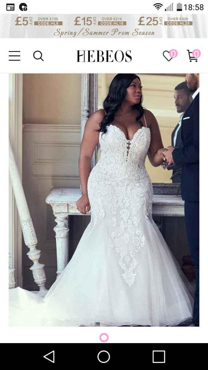 Wedding dress design what do you think? 3