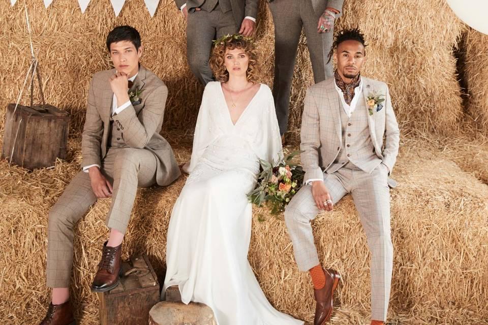 Barn Inspired Wedding