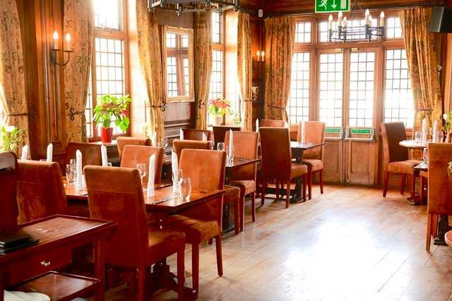 The function room