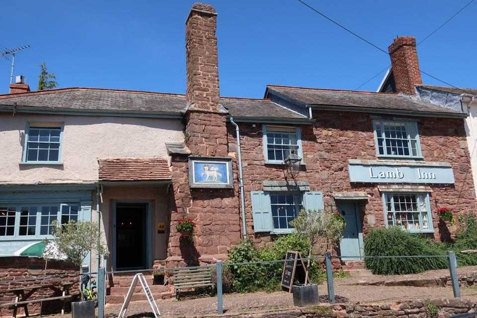 The Lamb Inn at Sandford