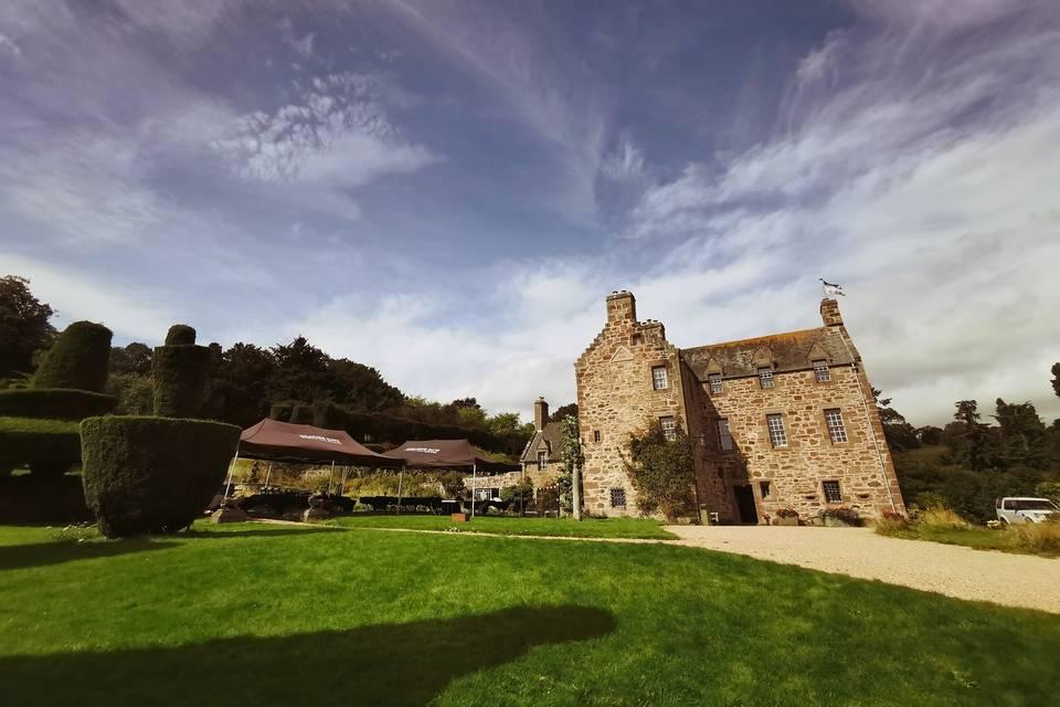 Fingask Castle 9