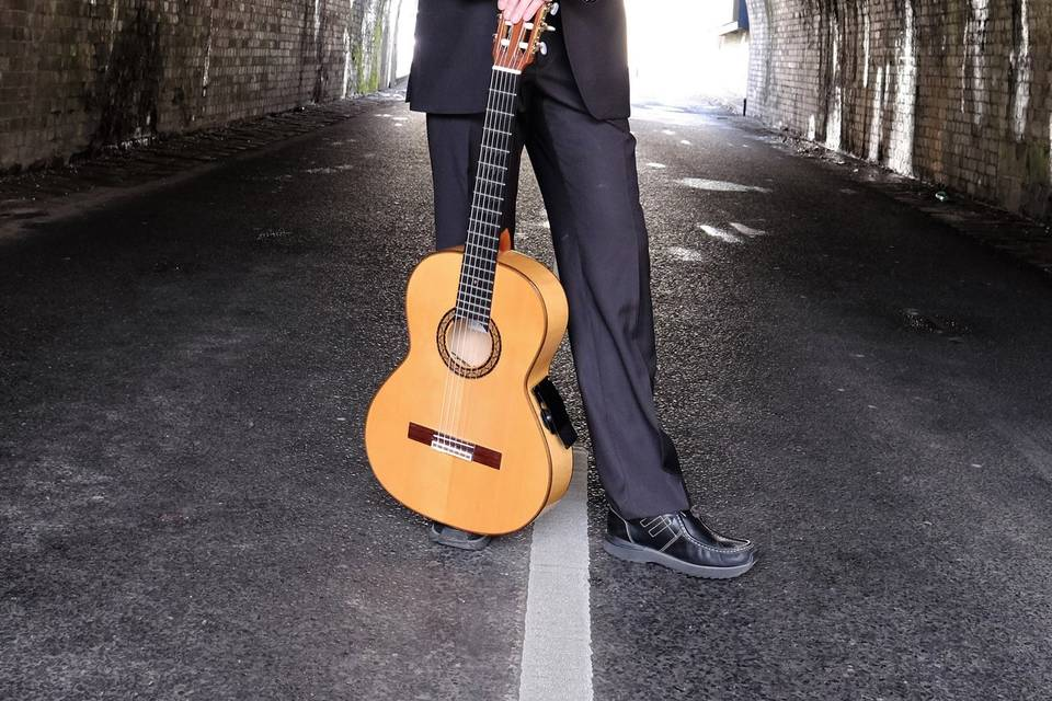 JD's Classical and Jazz Guitar