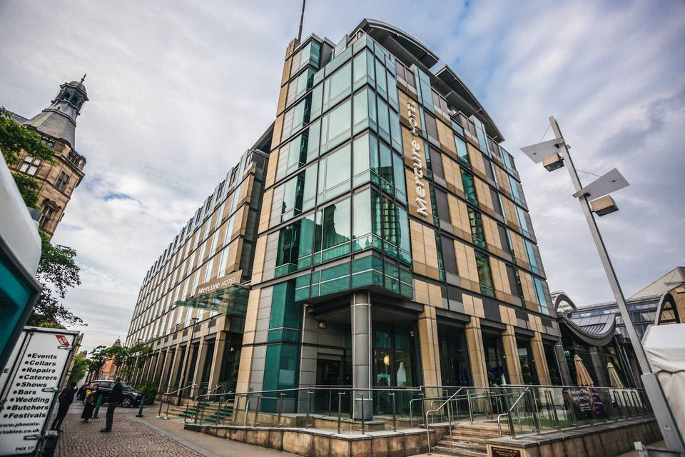 Mercure Sheffield St. Pauls Hotel & Spa