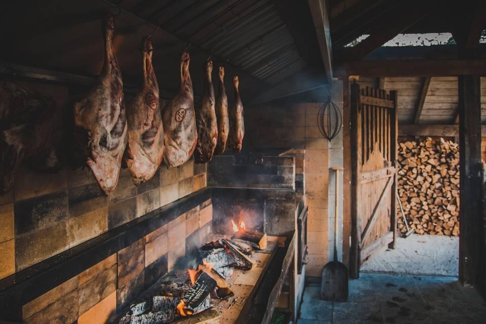Woodfired Kitchen
