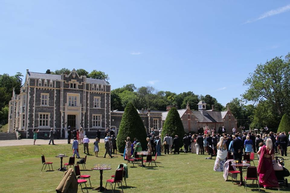 Folkington Manor 2